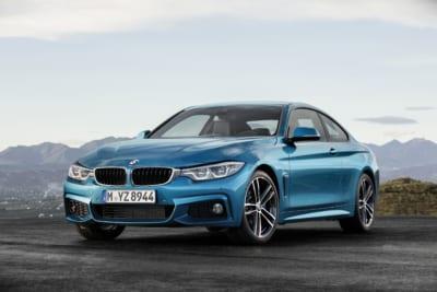 BMW 4er Coupé Front