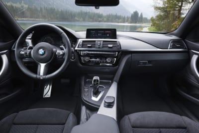 BMW 4er Coupé Innenraum