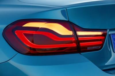 BMW 4er Details Heckleuchte