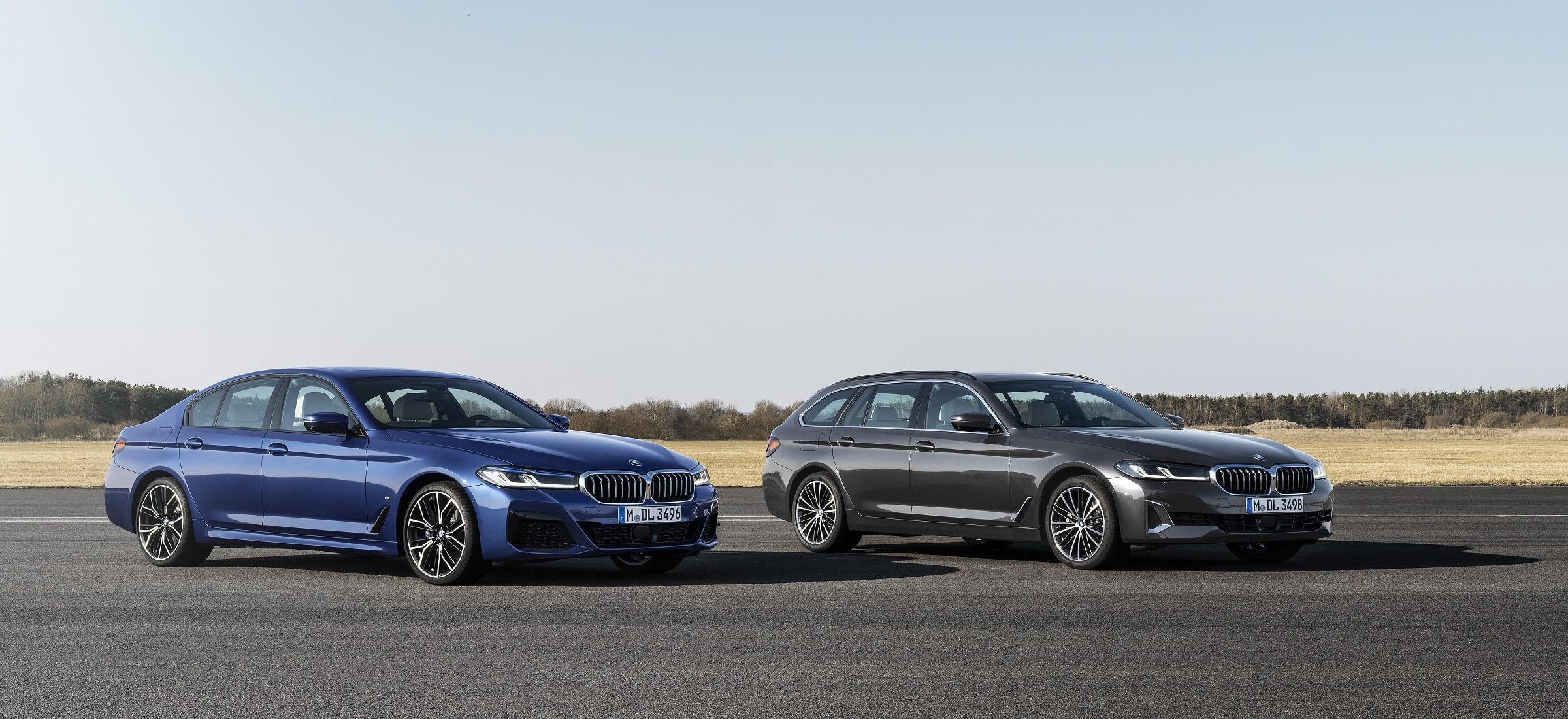 Der neue BMW 5er - Facelift 2020