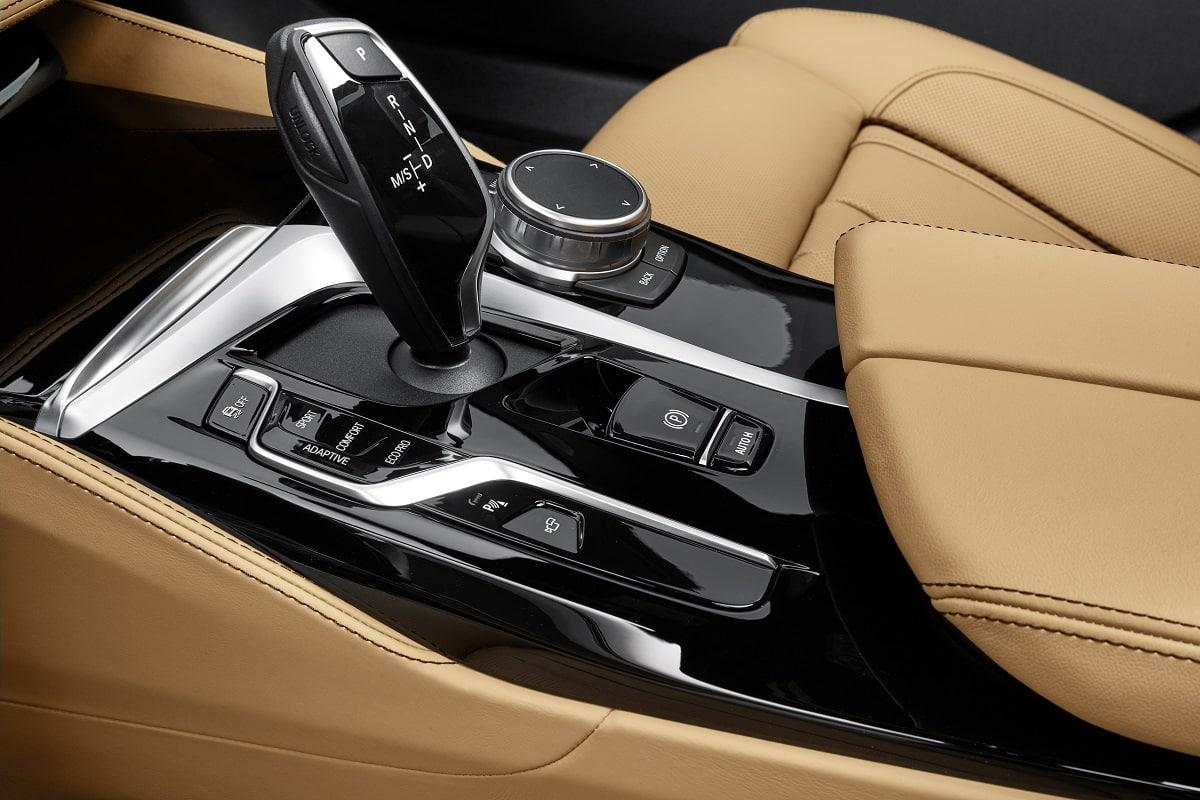 Interior Details der neuen BMW 5er Limousine