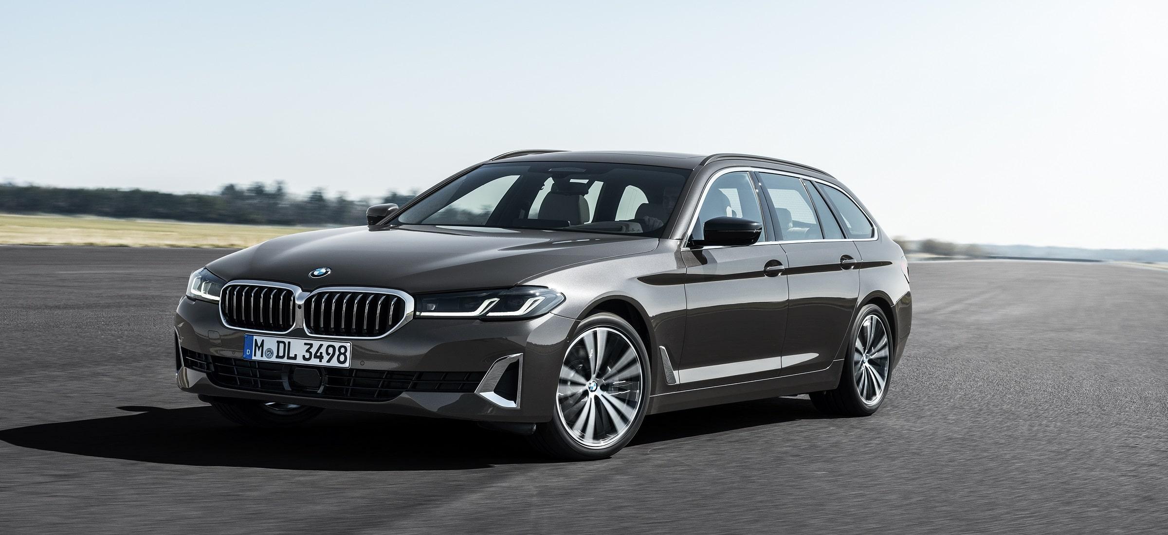 Der neue BMW 5er Touring (Facelift 2020)