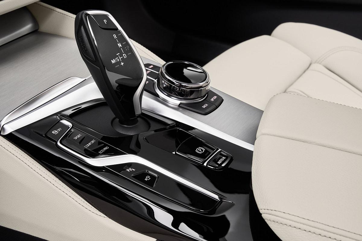 Interior Details des BMW 5er Touring