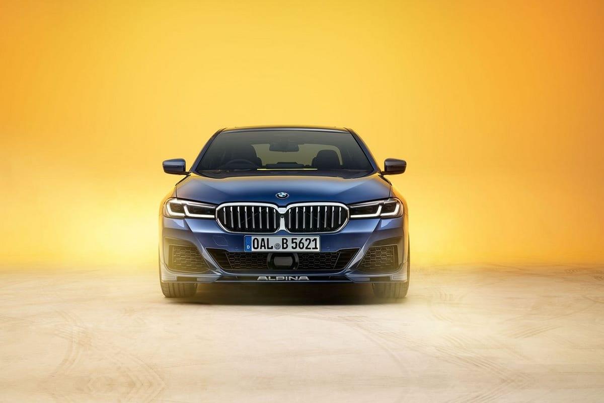 BMW ALPINA B5 Limousine - Front