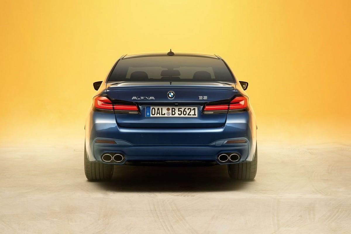 BMW ALPINA B5 Limousine - Heck