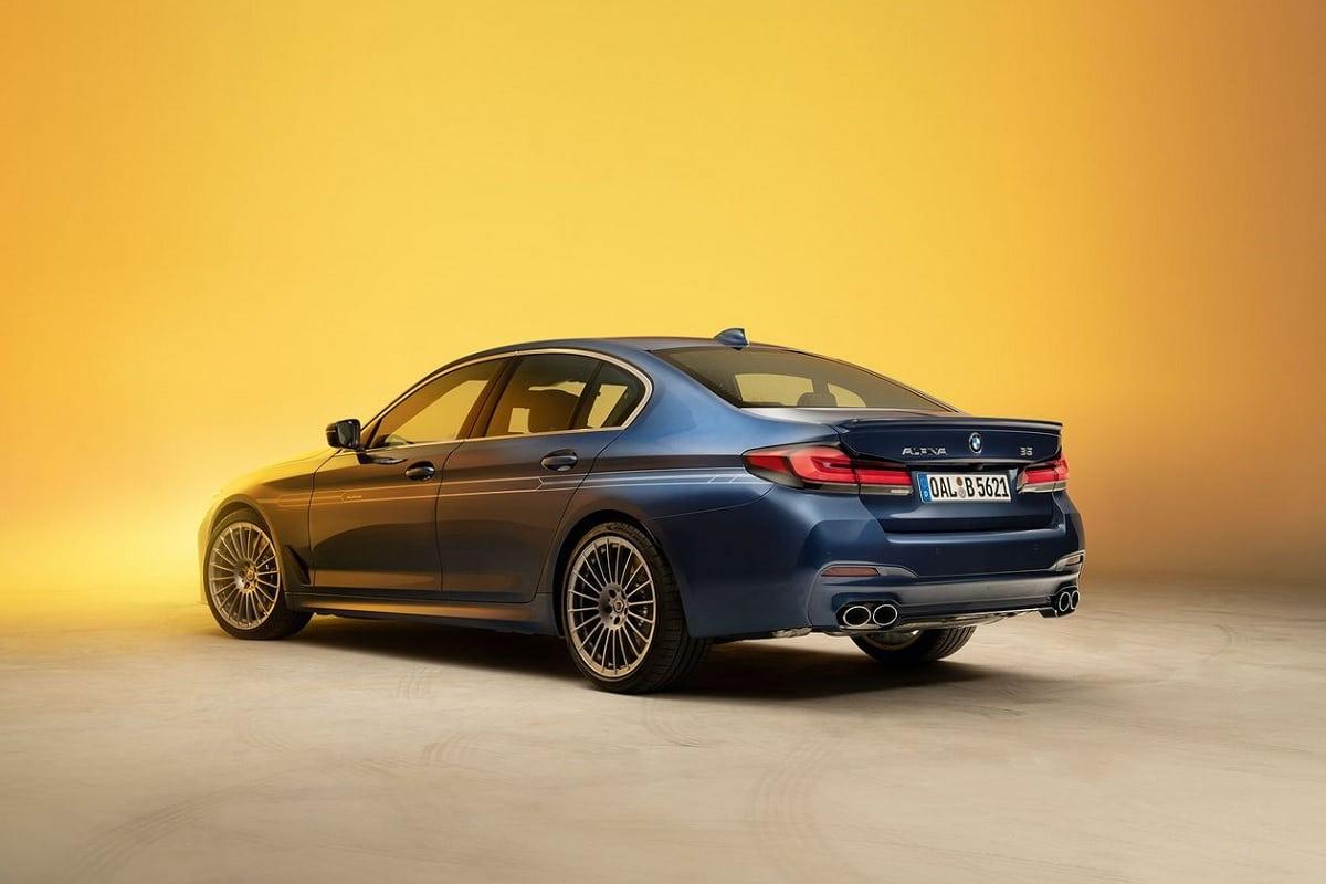 BMW ALPINA B5 Limousine - Heckansicht
