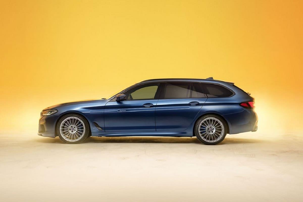 BMW ALPINA B5 Touring - Seitenansicht
