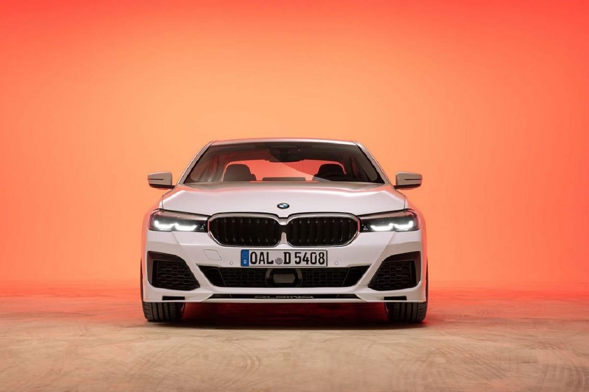 BMW ALPINA D5 S Limousine - Frontansicht