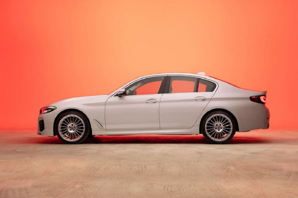BMW ALPINA D5 S Limousine - Seitenansicht