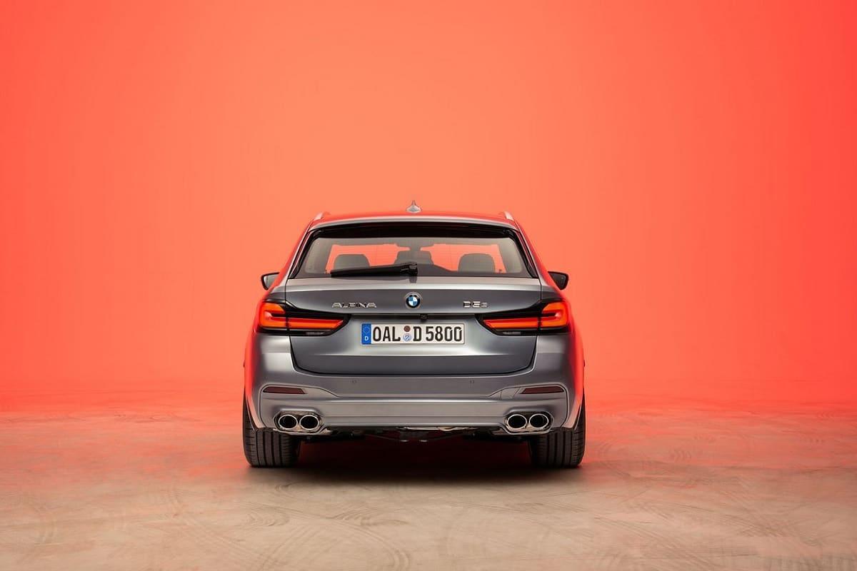 BMW ALPINA D5 S Touring - Heck