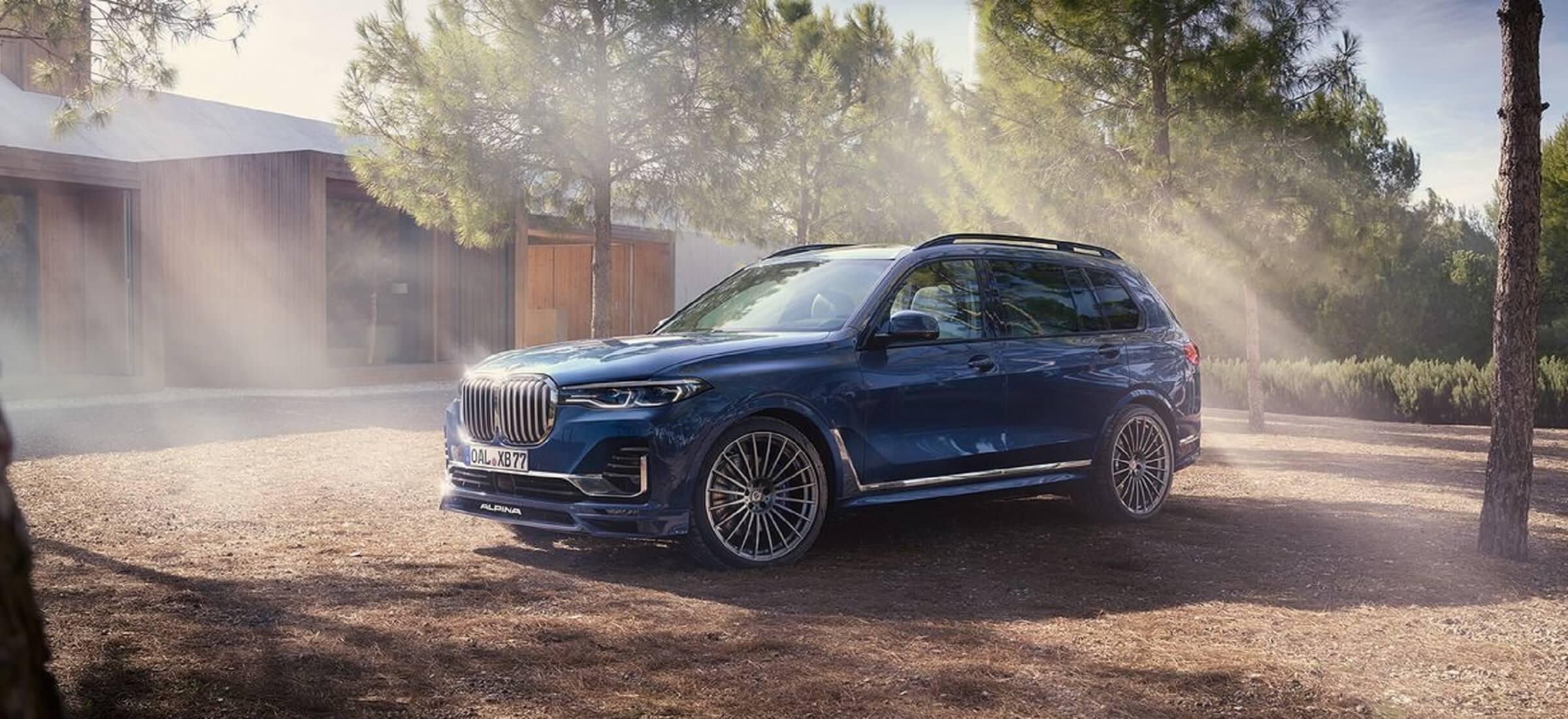 BMW ALPINA XB7 Seite