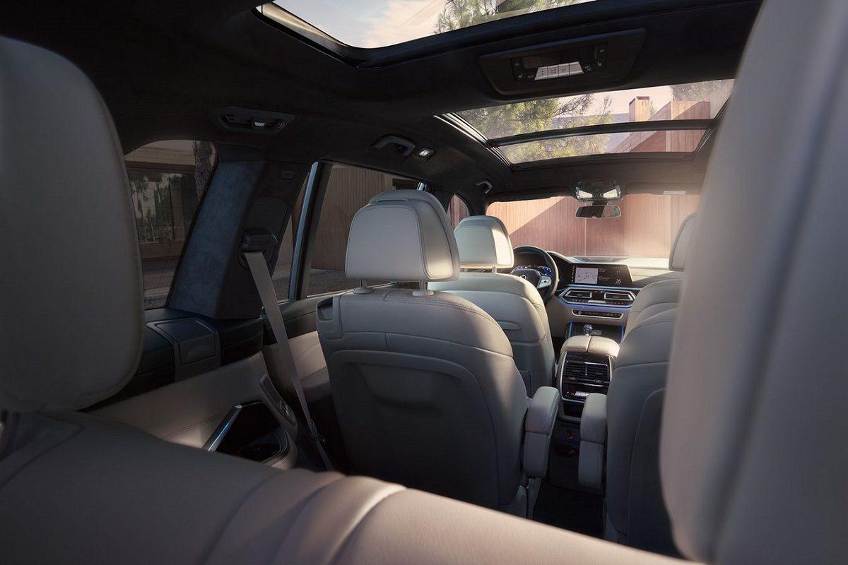 BMW ALPINA XB7 - Innenraum