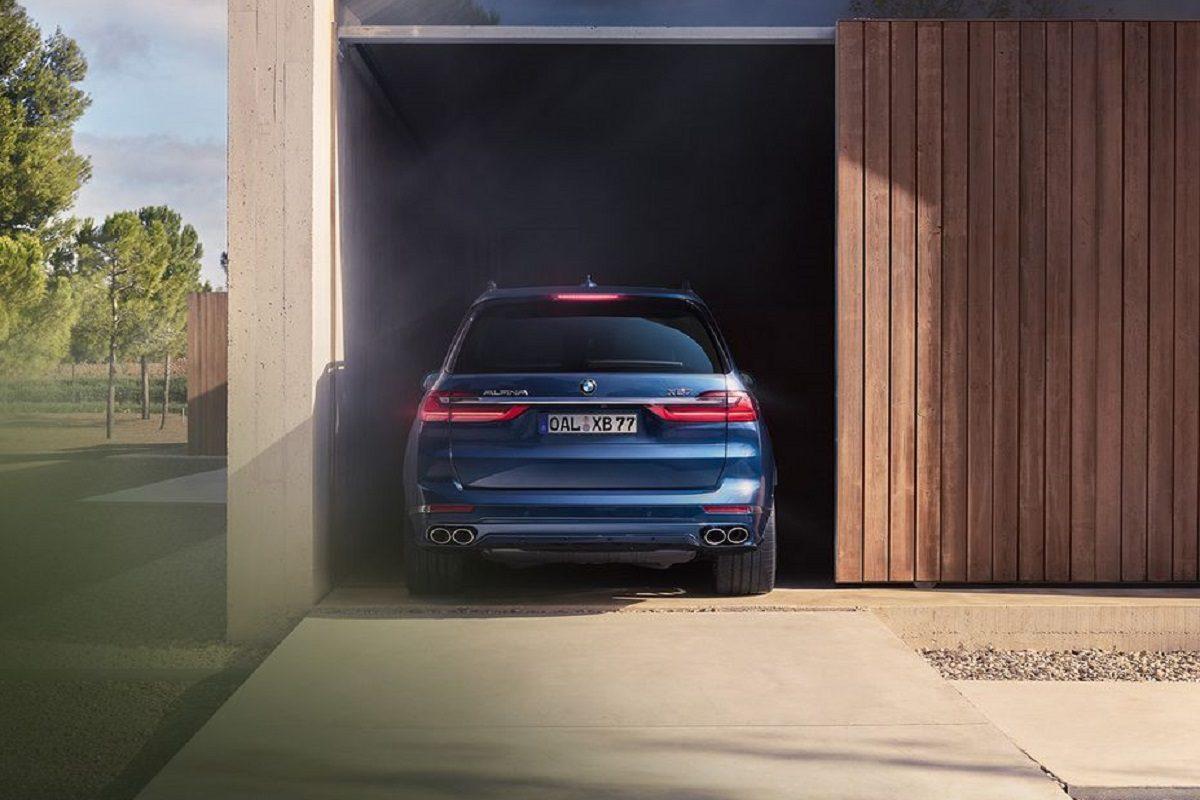 BMW ALPINA XB7 Heckansicht