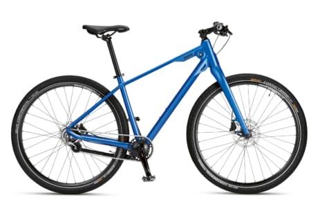 BMW Cruiser Bike blau