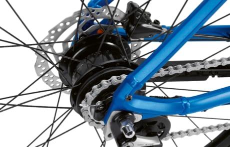 BMW Cruiser Bike Details