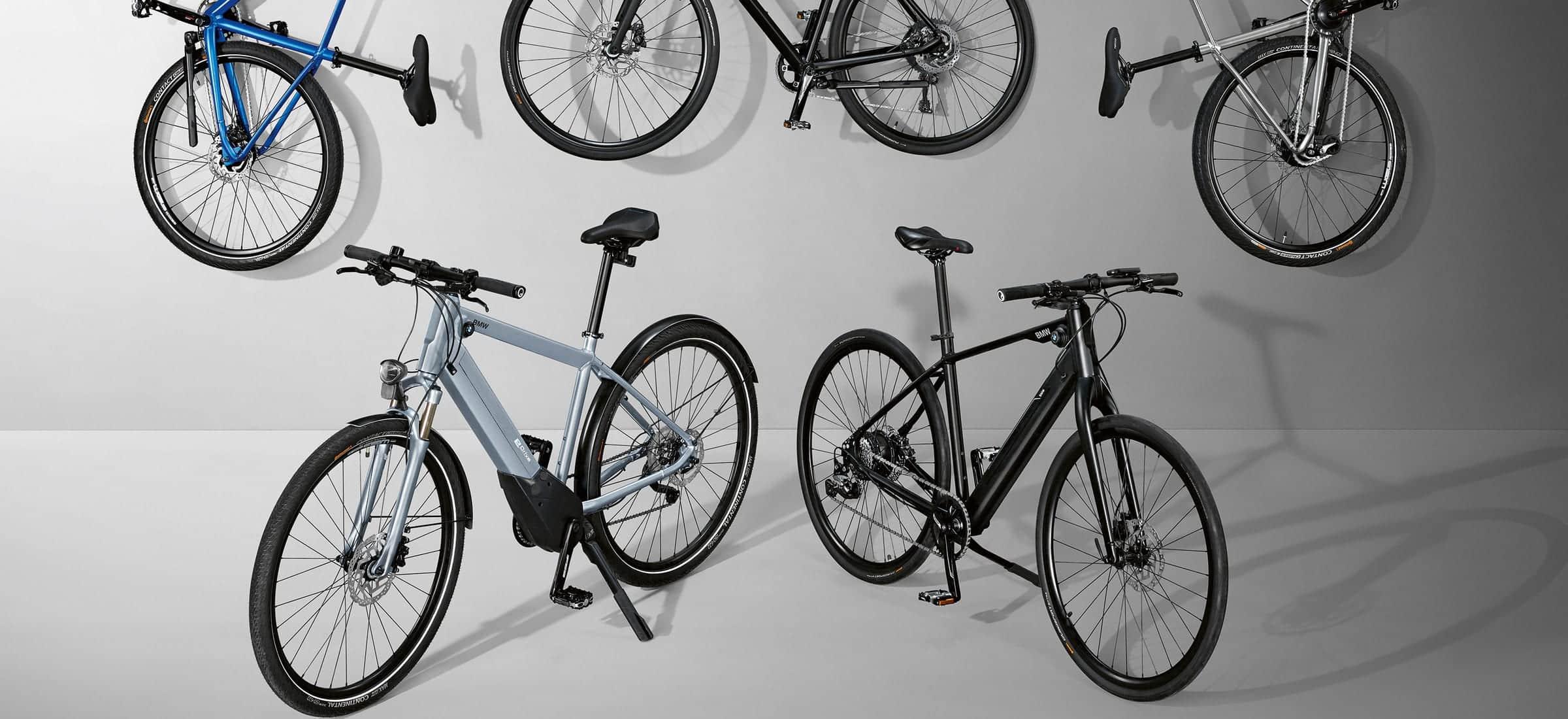 BMW E-Bikes und Fahrräder