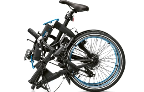 BMW Folding Bike - faltbares Fahrrad