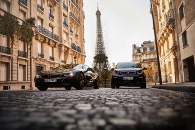 BMW i3 und BMW i8 Sonderedition