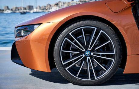 BMW i8 Roadster Felgen