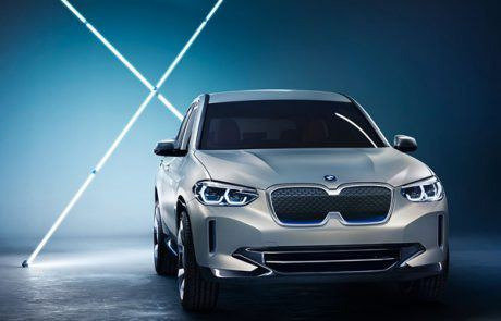 BMW ix3 e