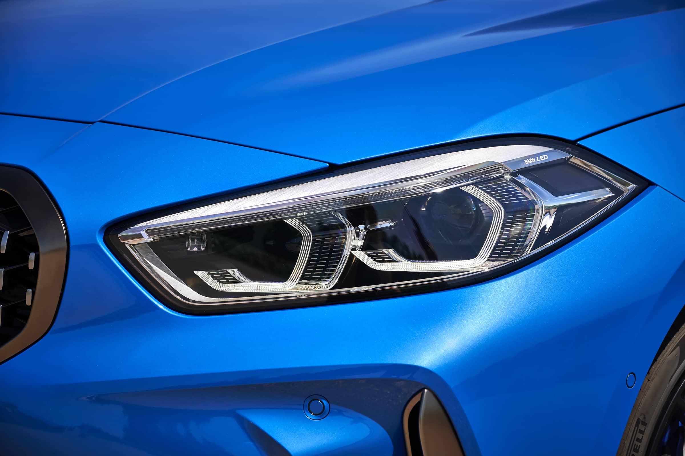 BMW M135i LED Licht