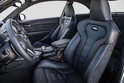 Sitze im BMW M2