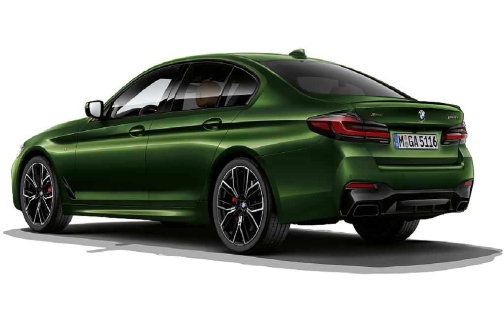 BMW M550 Limousine