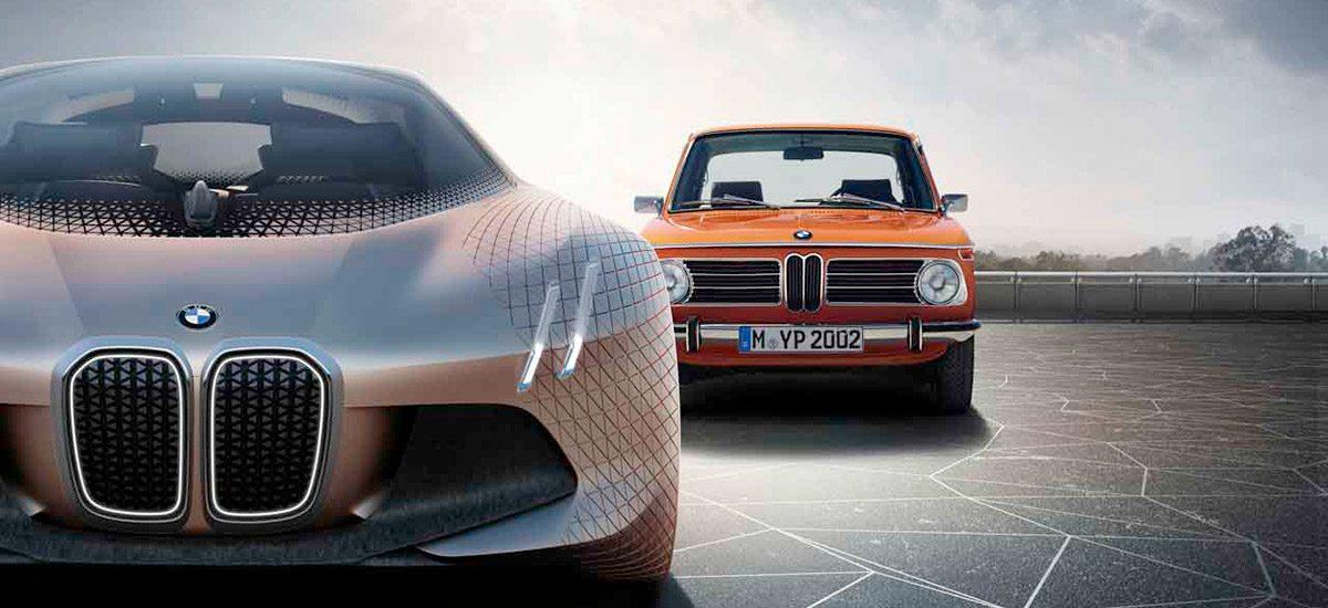 BMW Modelle - alt und neu