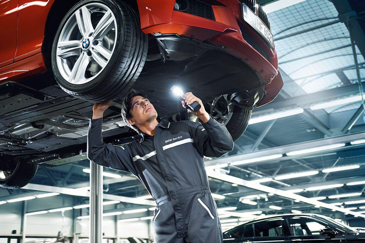 BMW Service - Dekra
