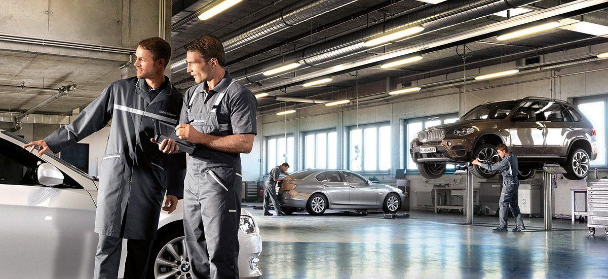 BMW Service und Werkstatt in Mönchengladbach