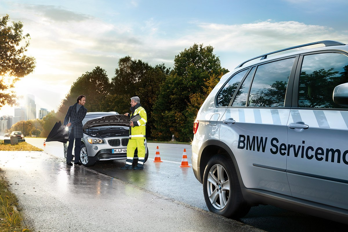 BMW Mobiler Service