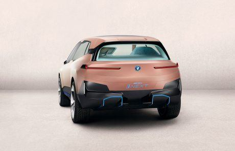 BMW Vision iNext Heck