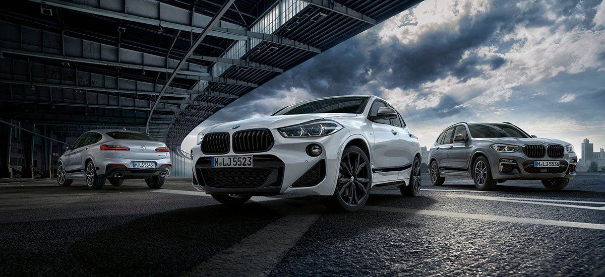 BMW X-Modelle in der Übersicht