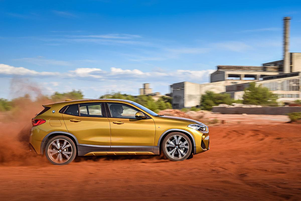 BMW X2 Off-Road