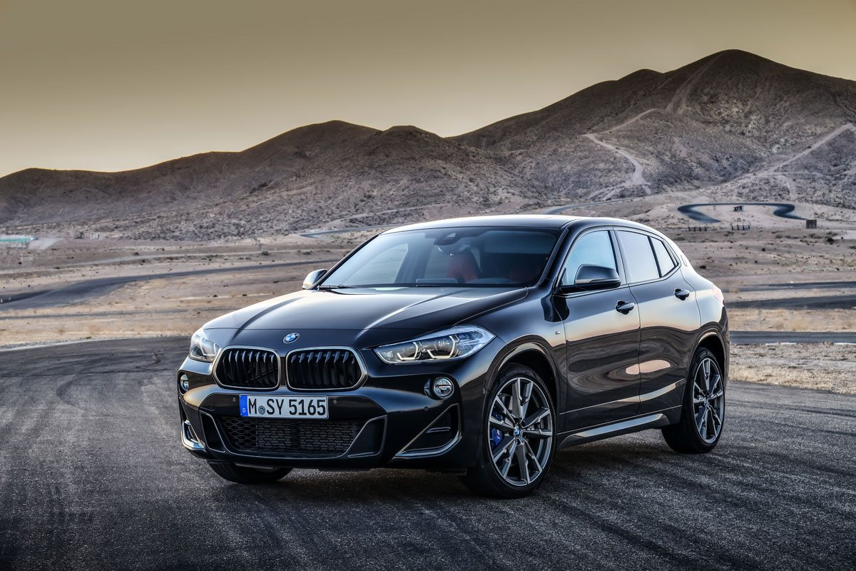 BMW X2 Leasing-Angebot