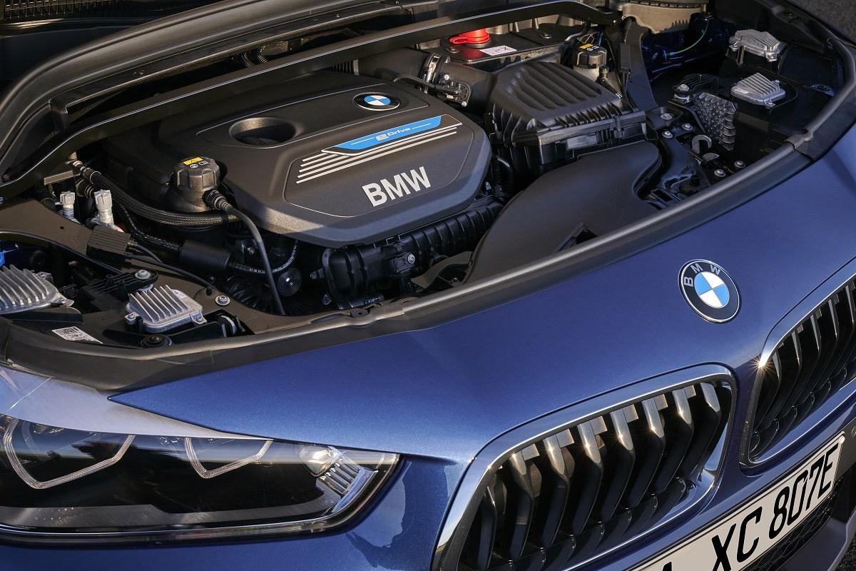 BMW X2 xDrive25e Hybrid - Motor