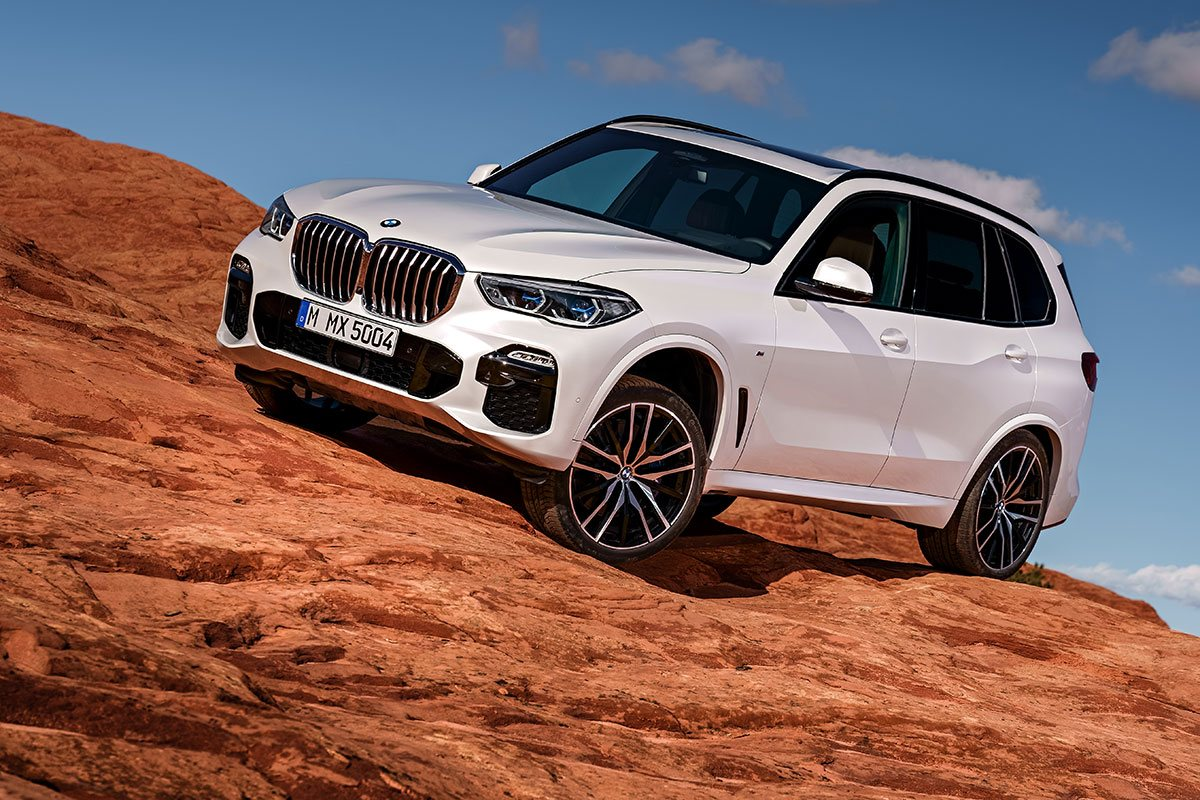 BMW X5 Leasing-Angebot