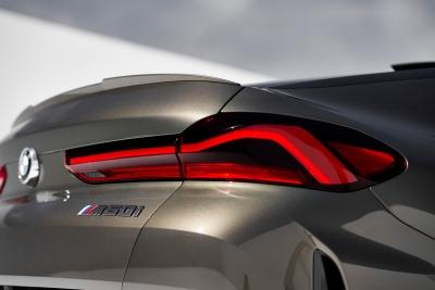 BMW X6 Details Rückleuchte