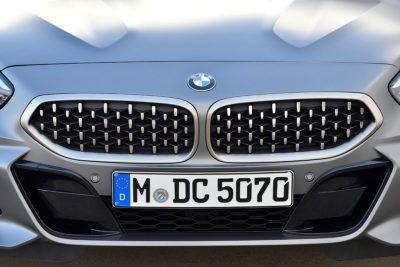 Nieren beim BMW Z4