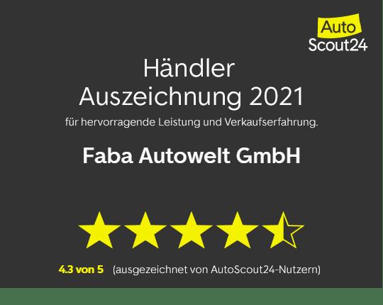 Auto Scout24 Auszeichnung