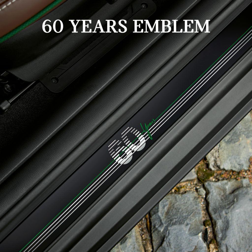 60 Years Emblem