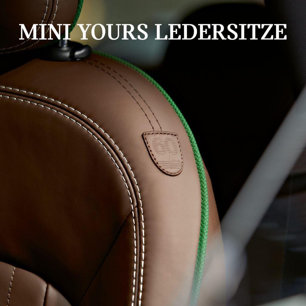 Yours Ledersitze