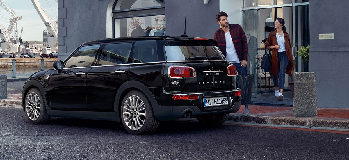 MINI Blackyard Clubman Leasing-Angebot