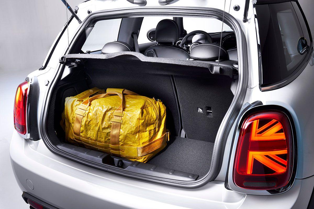 MINI Cooper SE Kofferraum