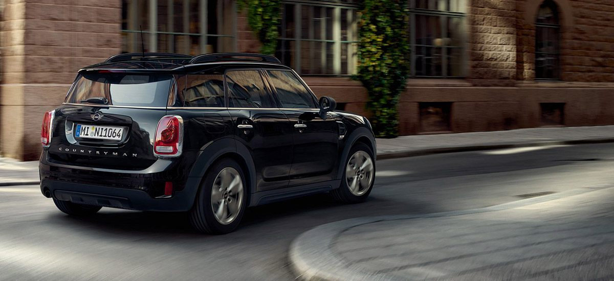MINI Countryman Blackyard Leasing-Angebot