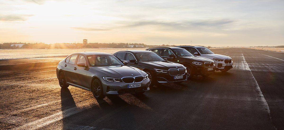 Vergünstigte Dienstwagenbesteuerung, BMW Hybrid Modelle